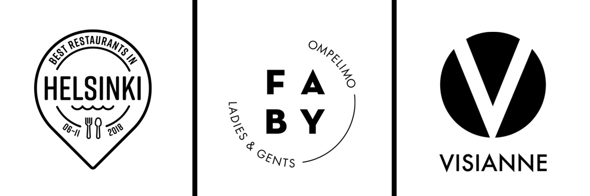 Best restaurants in Helsinki, fab ja visianne logo